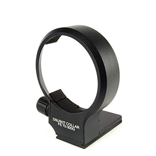 DSLRKIT Metal Tripod Mount Ring for S0NY FE 70-300mm f/4.5-5.6 G -