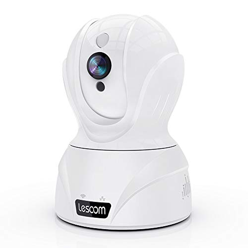 Home Camera, 1080P IP Cloud Wireless Alexa Security Camera with Optimized Night Vision, Motion Tracking Capabilities, Compatible with iOS, Android,Windows