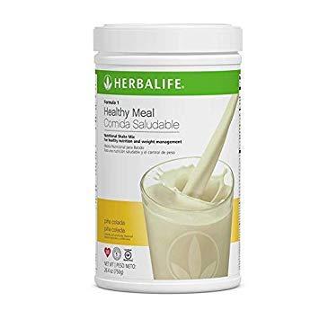 Herbalife Formula 1 Healthy Meal Nutritional Shake Mix (Pina Colada 750 g) (Pina Colada Shake)