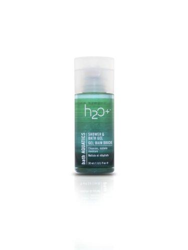 H2O Plus bath Aquatics Shower & Bath Gel lot of 18 each 1oz bottles. Total of 18oz