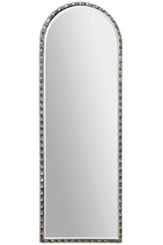Gelston Arch Mirror, 72''Hx24''Wx2''D, SILVER by Home Decorators Collection