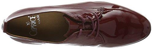 Caprice Signore 23351 Lace Up Brogue Rosso (bordeaux Pat 536)