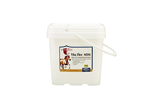 Pictures of Vita Flex MSM Ultra Pure Horse Joint Supplement 3000095 1