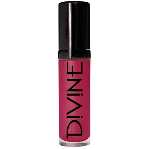 (Divine Skin & Cosmetics - Add A POP Of Color & Hydration with Luxury Lip Gloss - Vivid Crush)