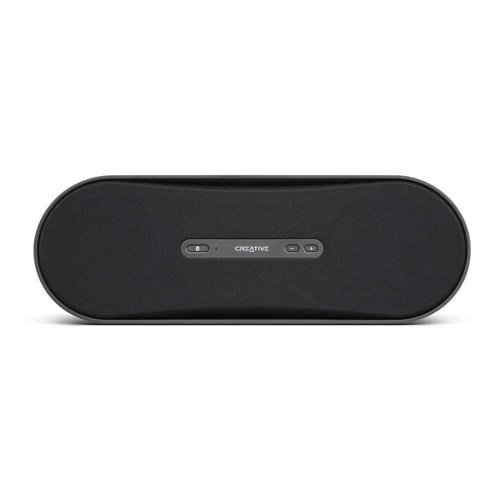 Creative D100 Bluetooth Wireless Speaker (Black) by Creative Labs