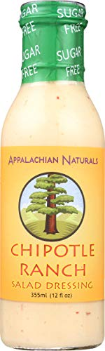 Appalachian Naturals Chipotle Ranch Dressing-Sugar Free/BPA-Free