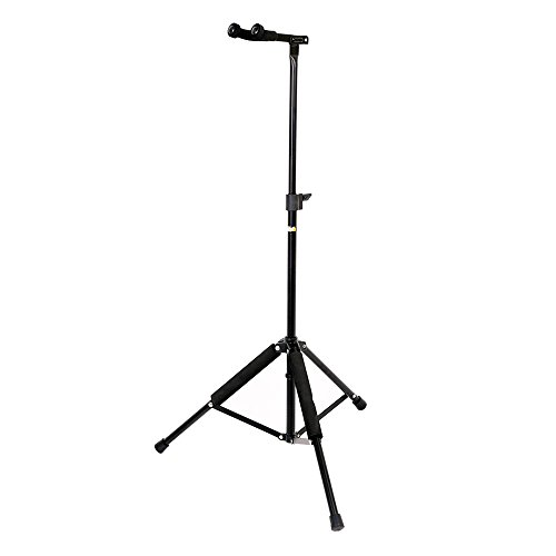 - Stage Rocker Powered by Hamilton SR333000 The Hanger Neck Suspending Guitar Stand ...