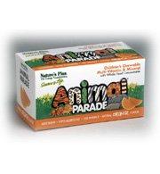 Nature's Plus - Childrens - Animal Parade Orange 180 (Animal Parade Orange Flavor)