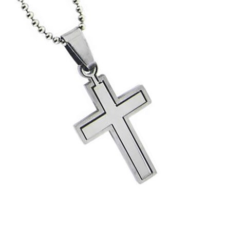 Christian Stainless Abstinence Chastity Necklace product image