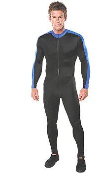(Henderson UV Sheild Unisex Dive Lycra Skin Body Suit Scuba Dive Diving Diver Surf Surfing Surfer Snorkel Snorkeling Wetsuit Wet Suit Swim Swimming Swimmer Rash Guard Authorized Dealer Full Warranty, Men's Lg or Wms 2xl)