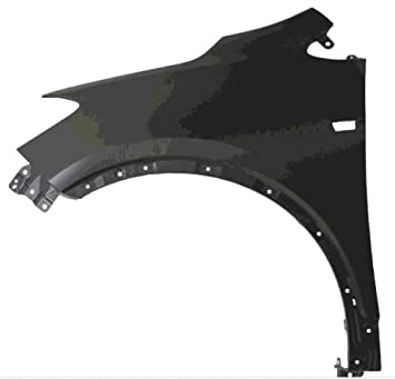 Front Wing With Side Lamp Hole Right Side O//S Vauxhall Mokka 2012-2016 Brand New
