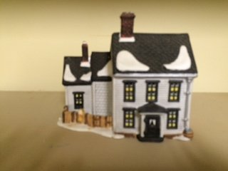Department 56 Jannes Mullet Amish Farm House 59439