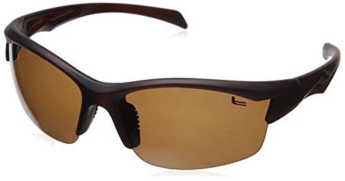 PolarOne PX-3009 (C2) Polarized Wrap Sunglasses,Trans Grey Frame/Green Lens,one - Px Sunglasses