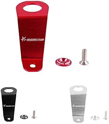 rouge Support de radiateur haute performance pour Honda Civic EG 92-95