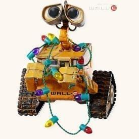 Deck the Planet! Disney/Pixar's WALL-E 2008 Hallmark - Ornament Tree 2008 Christmas