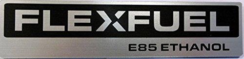 Flex Fuel E85 Ethanol Corn Fed Emblem Stick Anywhere 5.5