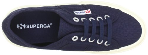 Superga 2750 Cotu Classic S000010, Zapatillas Unisex Adulto Azul (Dark Navy 933)
