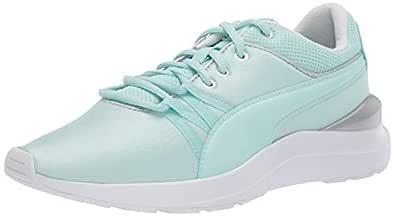PUMA Women's Adela Sneaker, fair Aqua, 5.5 M US
