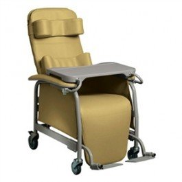 Lumex Preferred Care Medical Recliner - Imperial Blue - 565G432 -