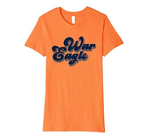 Auburn Tigers War Eagle AU Women's NCAA T-Shirt - Auburn Au Tigers University