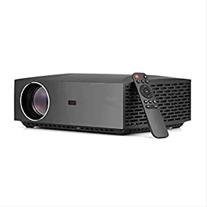BXCGDICD Proyector Inalámbrico Bluetooth Mini Home Cinema ...