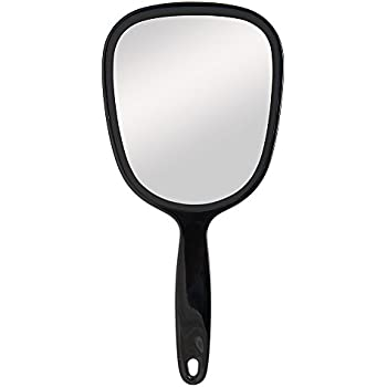 Amazon Com Diane Plastic Handheld Mirror 5 X 11 Inches