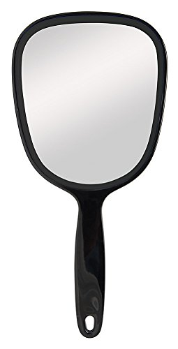 Diane Plastic Handheld Mirror, 5 x 11 Inches]()
