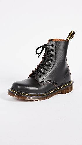 Boots 1460 Black Martens Vegan mixte adulte Dr xZqf1W