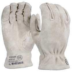 Heat Resistant Gloves, Buttermilk, L, PR by Shelby (Image #1)