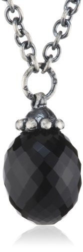 Trollbeads - 54801060 - Collier Femme - Argent 925/1000 - Onyx