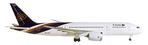 Daron Herpa Thai 787-8 REG#HS-TQA ONGKHARAK Plane (1/500 Scale)