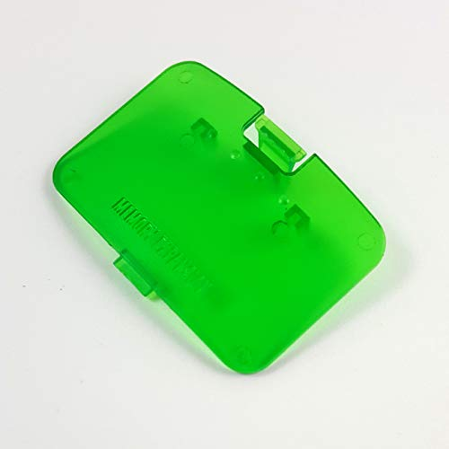 Nintendo 64 Jungle Green Console Memory Expansion Cover Replacement - Nintendo Console 64 Parts