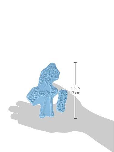 Stamping Bella Timbro in Gomma 6,5 x 4,5 cm Uptown Girl Posh /è Un Regalo