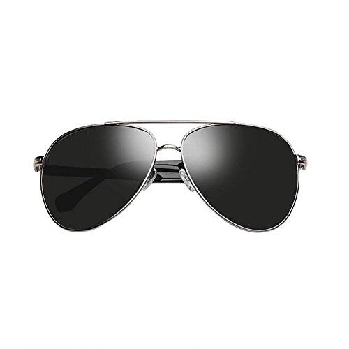 4a4ca2926a Buena HONEY Gafas de sol de conducción polarizadas profesionales - Gafas de  hombre con estilo -