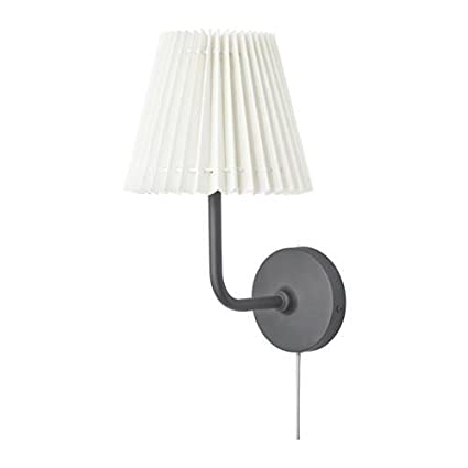 Amazon ikea wall lamp home kitchen ikea wall lamp aloadofball Gallery