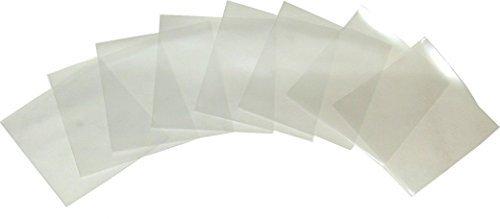 (100) Polypropylene Plastic CD Sleeves - 4-15/16