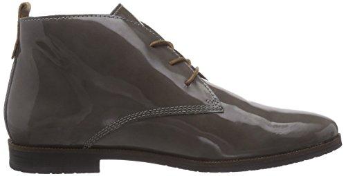 de bugatti gris cuero botas gris V51319K gris mujer 160 qTxAUwaTR