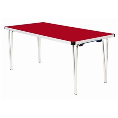 Gopak Dm948 Contour Table pliante Rouge 5864 Tables à ...