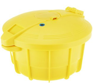 UPC 680474537082, CooksEssentials 4.5qt Microwave Pressure Cooker (Yellow)