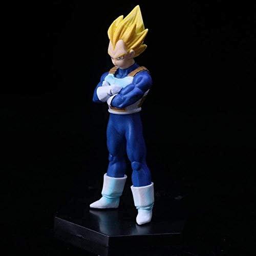 4PCS Dragon Ball PVC Anime Cartoon Game Character Model Standbeeld figuur Toy Collectibles Giften van de Decoratie favoriet xuwuhz