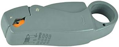 安全で耐久性のある 圧着工具 同軸ケーブルストリッパー 自動ストリッパープライヤー 多機能 ワイヤーケーブルツール