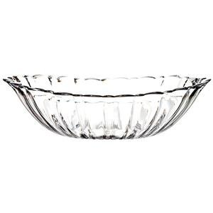 Good Old Values Oval Serving Bowl with Scalloped Edge (Shallow Bowl Oval)