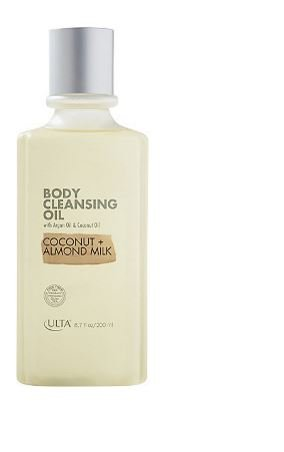 ULTA Luxe Body Cleansing Oil Coconut + Almond - Milk Almond Luxe