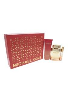 972e5a1aa18a Amazon.com   MICHAEL KORS Wonderlust By Michael Kors For Women - 3 Pc Gift Set  3.4oz Edp Spray