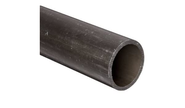 48 Inch Length RMP Carbon Steel A500B Round Tube 1.9 Inch Outside Diameter x 0.145 Inch Wall Thickness
