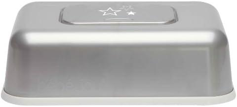 color plata Caja de toallitas h/úmedas B/éb/é-Jou 623037