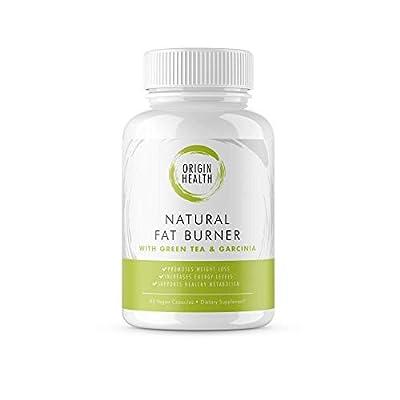 Natural Fat Burner Pills *100% Money Back Guarantee* 50% Better Value * - Premium Weight Loss Supplement with Acai Fruit, Garcinia Cambogia, Raspberry Ketones, Apple Ciger Vinegar & Caffeine.