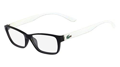 Eyeglasses LACOSTE L 3803 B 002 BLACK WITH STARPHOSPHO TEMPLES