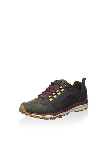Merrell Mens All Out Scarpe In Pelle Crusher Verde