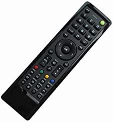 Rlsales Universal Remote Control Fit for Hannspree 52-4-T28-0002G040 LCD LED HDTV TV